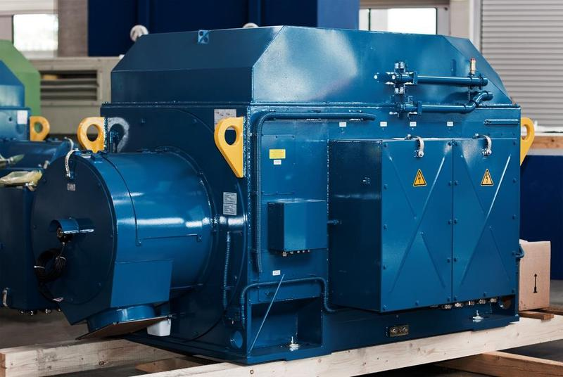 2500 kw drehzahlvariabler generator elin f r verschiedene nordex windenergieanlagen 60 hz. Black Bedroom Furniture Sets. Home Design Ideas