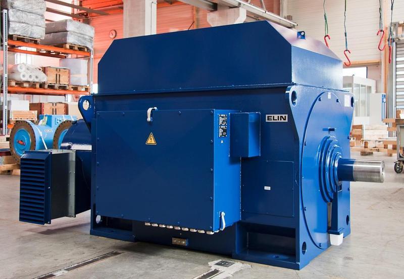 3000 kw generator von elin motoren f r die up 3000 windkraftanlage 50 hz spares in motion. Black Bedroom Furniture Sets. Home Design Ideas