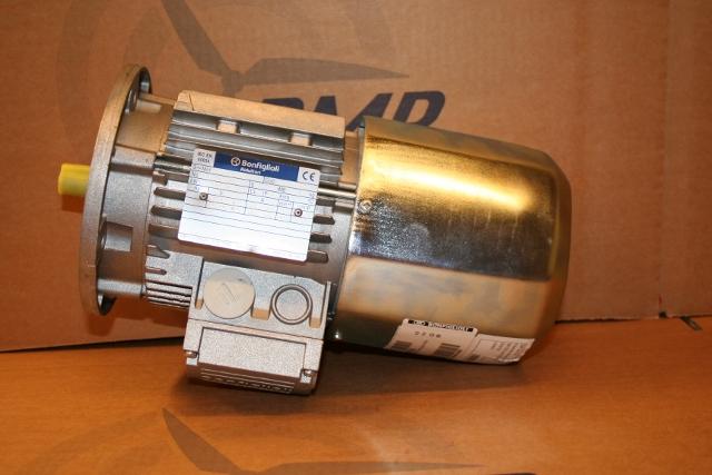Yaw Motor Bonfiglioli 0 37kw Fc71 Fe For Nm1500 M1800