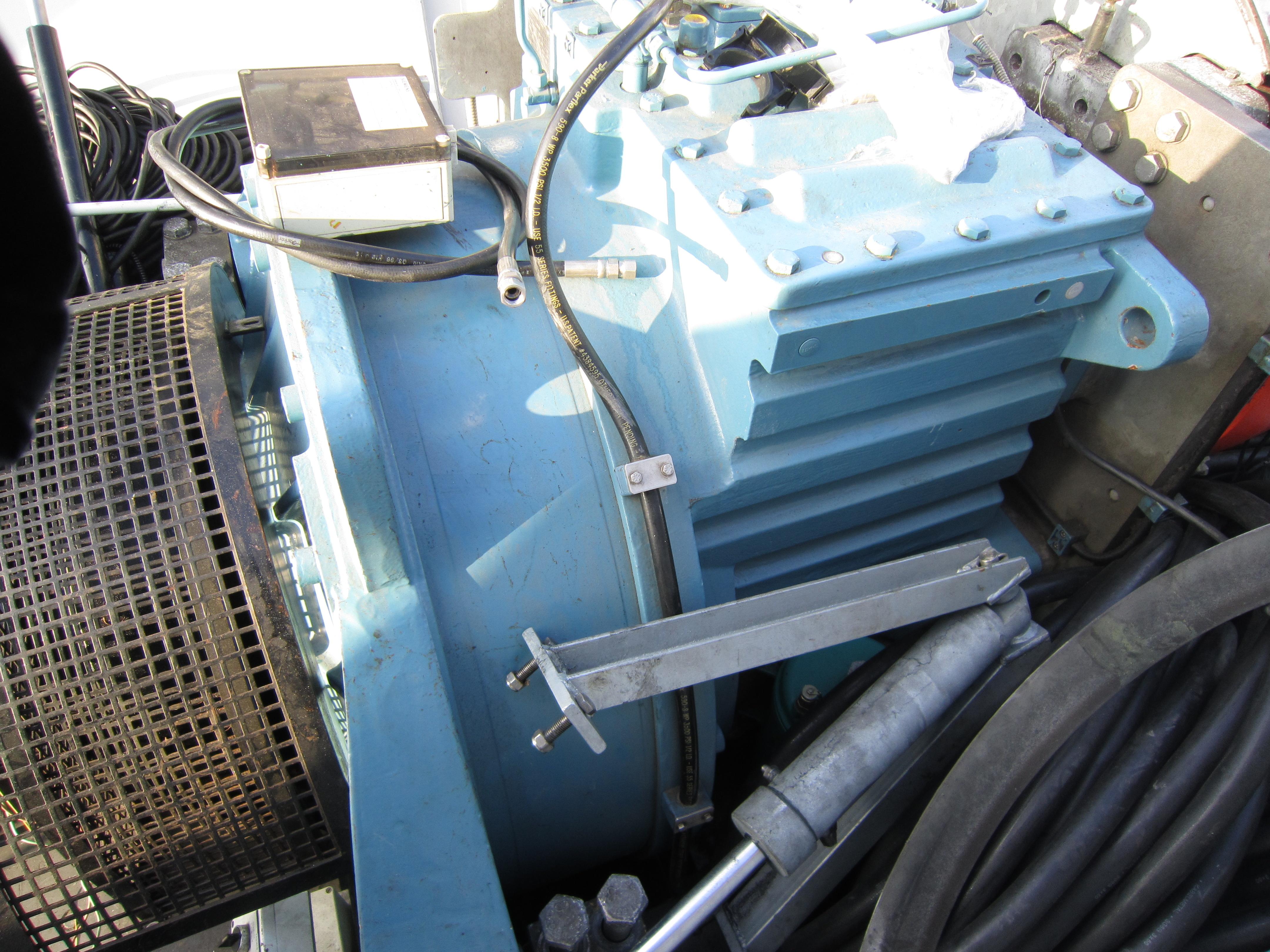 Flender PEAC 4280 3 Gearbox