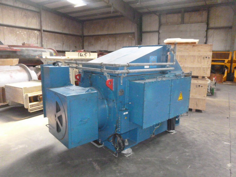 Generators for Nordex wind turbines   Spares in Motion