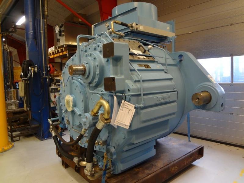 Gearbox Eickhoff CPNHZ 224 G50115XB 119,94 | Spares in Motion