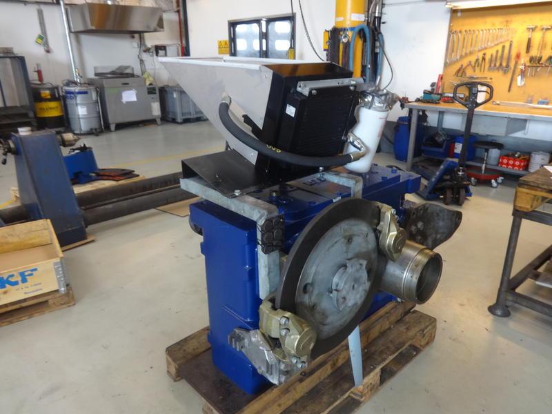 Gearbox repair Winergy SZAK 1425 I