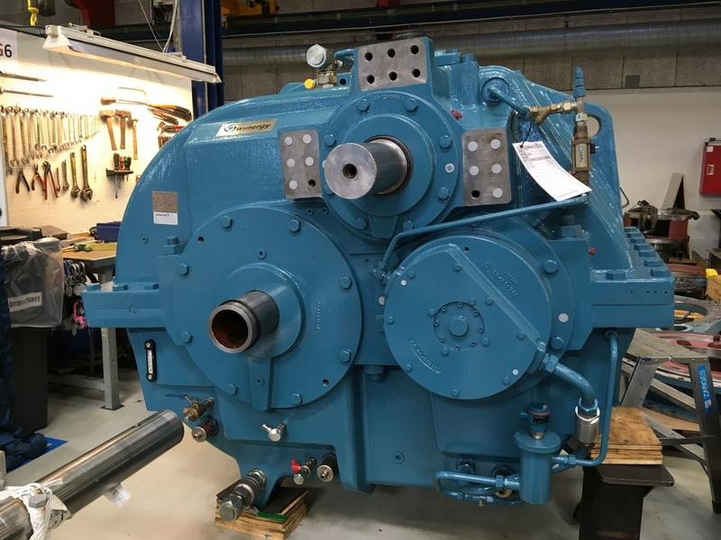 Siemens Wind turbine gearboxes | Spares in Motion