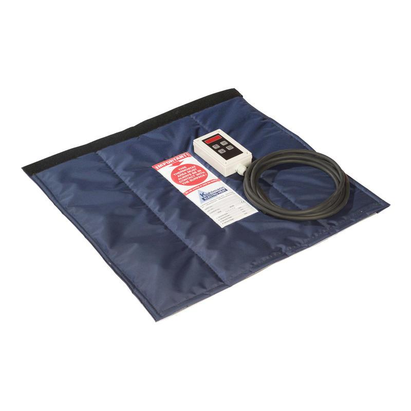 Heating Blanket 600 600mm 230v With Digital Controller
