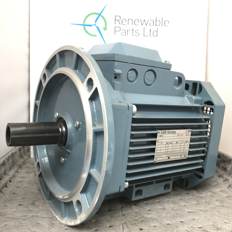 Motor abb m3aa100l 6 spares in motion for Abb m3bp motor catalogue