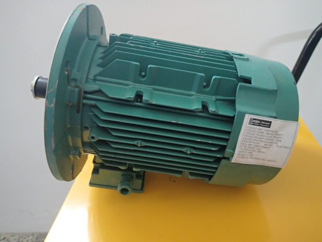 Electric Motor Aeg Am112mz4 P390077 Spares In Motion