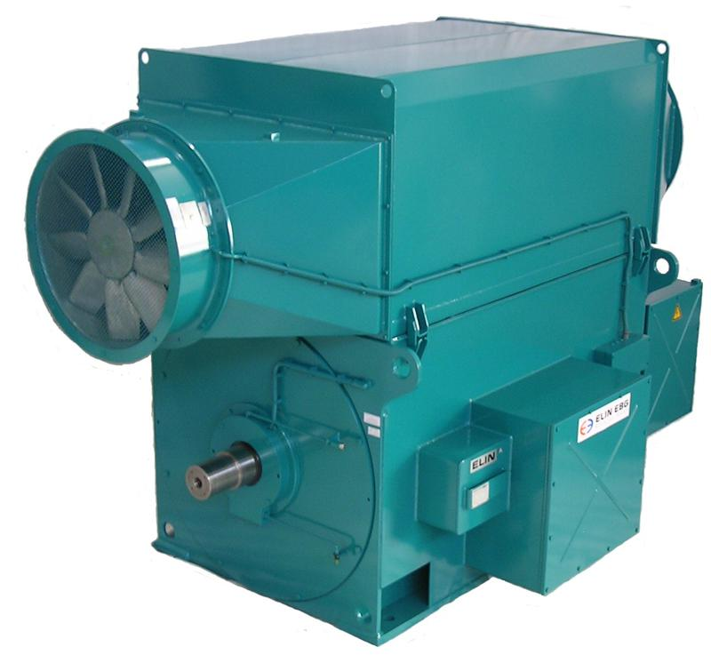 S82 Generator 1500 Kw For A Suzlon Wind Turbine By Elin