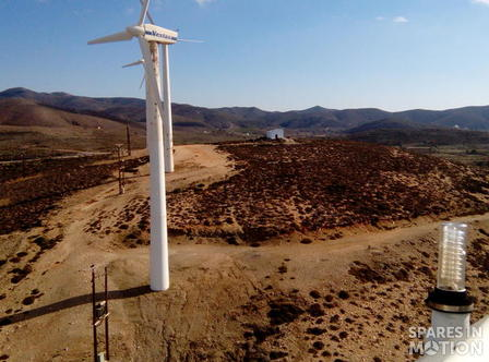 37 Vestas V27-225 kW wind turbines for sale 0