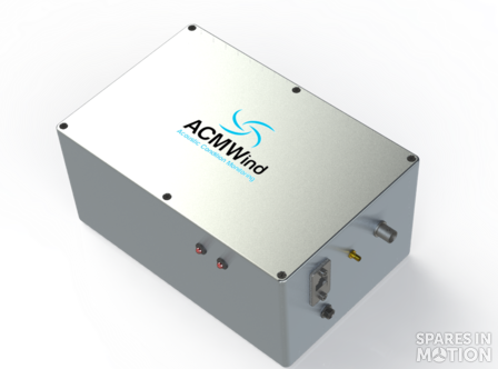 ACMWind - Acoustic Condition Monitoring  0
