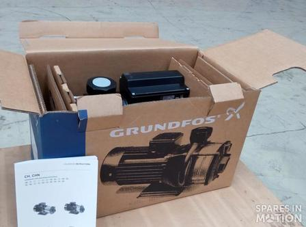 WATER CIRCULATION PUMP GRUNDFOS CH8 -30 AWA CVBE 4N502115 0