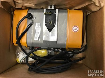 Chain hoist for V52 690v. Without chain 0