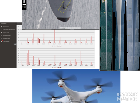 Cornis Blade Manager for drone data: Efficient post processing and reporting to follow blades over time 0