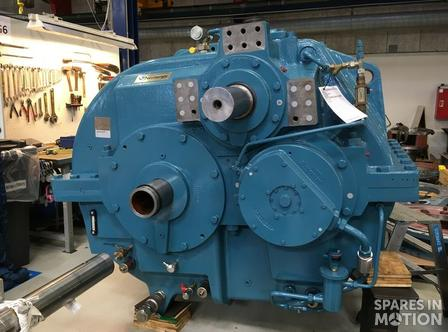 Winergy PEAB 4456.2 I:90,842 Gearbox for SWT 2.3 0