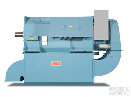 New or OEM Refurbished ABB Generator for Siemens 2,3MW VS Turbine - AMA 500 L4A BAFH 0