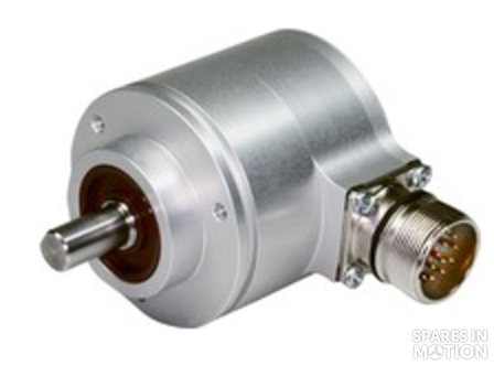 Pitch motor twin encoder for moog pitch system ssi for Encoder for motor control