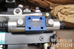 BLADE BLOCK F HYDR. PITCH TESTED 0