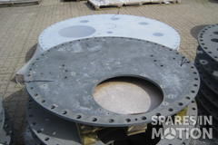 REINFORCEMENT PLATE F BLADE S/TR 1MW 0