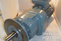 WNF - gearbox motor for 600kW/44-3 - 1.3MW/62 0