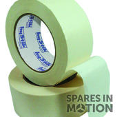 24 rolls Hystik painter low-crepe adhesive tape 50mm x 50m masking tape