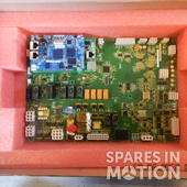 BOARD MODULE ASSY WEPA IS215 WEPAH1A