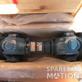 Cardan shaft diameter 83mm
