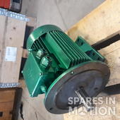 E-MOTOR,TYPE IMB35 BG132M,3.5kW,750V (Refurbished)