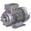 Electric motor 0,75 kW, B5 flange, 50/60Hz, 230/400 V, RAL9006