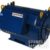Elin Generator for a Neg Micon NM82 / 1500 AS wind turbine (50 Hz)