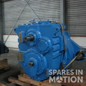 Flender gearbox for a NM48 750Kw