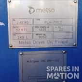 Gearbox – Metso PLH 700.2