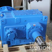 Gearbox WES50/80 incl. fasteners
