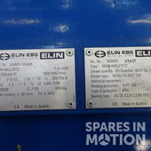 Generator ELIN 750/200 (Refurbished) for a NM-750/48 wind turbine