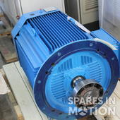 Generator WES18/WES80 incl. fasteners