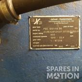 Gearbox Jake PSC1001 for Micon M750/48