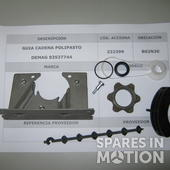GUIDE, CHAIN, HOIST Ref.: 83537744 (DEMAG)