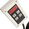 Heizdecke 3000-500mm 230V mit digitaler Steuerung Kuhlmann Electro Heat A/S Artikelnr. 10 - 9580DT