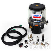 Lincoln Lubricaton Upgrade kit palier principal jusqu'à 4 points de lubrification
