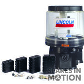 Lincoln Lubrication Upgrade Kit yaw open gear