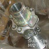 MADE SET, COUPLING 200 MM IXILFLEX 390-AE