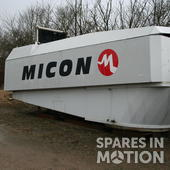 Micon M 1500, 600 Kilowatt Windkraftanlage