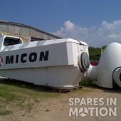 Nacelle cover Micon M1500