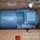 Motor ABB M2ARS 100LC-6 925rpm 2.2Kw 3A a 690v 50Hz