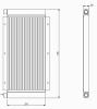 Onshore Ölkühler für Pitch Hydraulik SWT 2.3