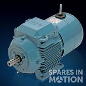 Original ABB replacement motors for Wind Turbines