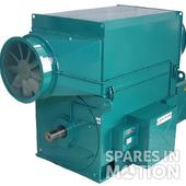 Repower generator 2000 kW various speed 50 Hz manufactured by Elin