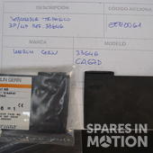 SEPARATOR, PHASES 3P/4P  (3 PARTS) CA67D Ref.: 33646 (MERLIN GERIN)