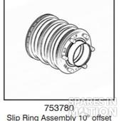 Slip Ring Assembly 10° offset
