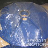 RING COVER, GENERATOR NCR-400-X/4