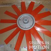 VENTILATOR BLATT HYDAC WINERGY